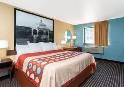 Super 8 by Wyndham Bath Hammondsport Area - Bath - Schlafzimmer
