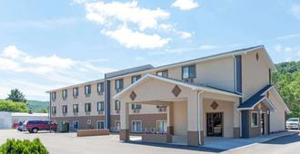 Super 8 by Wyndham Bath Hammondsport Area - Bath - Edificio