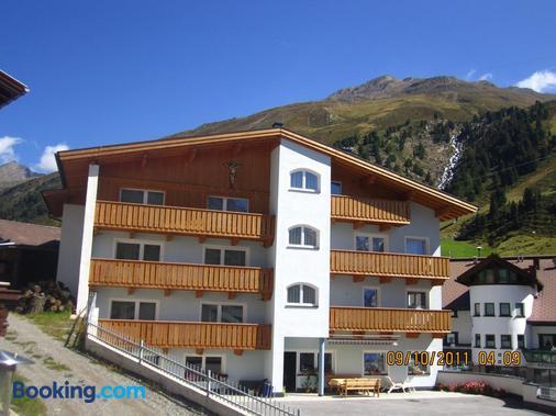 Martinshof - Obergurgl - Building