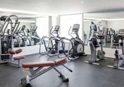 Novotel Jeddah Tahlia - Jeddah - Gym
