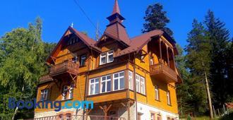 Willa Nimfa - Szklarska Poręba - Building