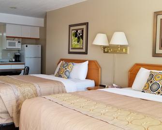 Athabasca Lodge Motel - Athabasca - Bedroom
