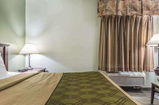Econo Lodge - Huntsville - Schlafzimmer