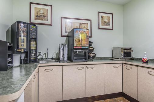 Econo Lodge - Huntsville - Buffet