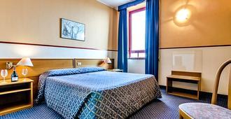Columbus Sea Hotel - Genova - Camera da letto