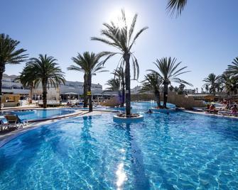 Houda Golf Beach & Aquapark - Monastir - Pool