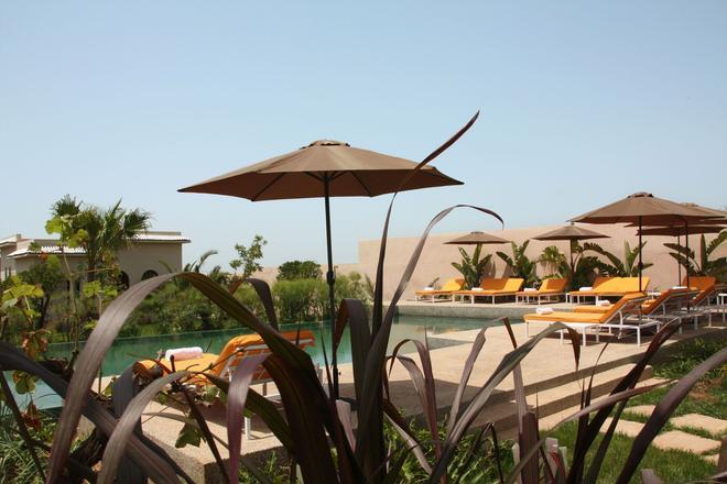 Les Cypres - El Jadida - Pool