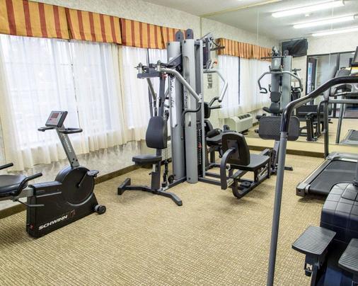 什里夫波特凱富酒店 - 士里波特 - 什里夫波特 - 健身房