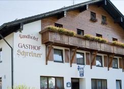 Landhotel Gasthof Schreiner - Hohenau - Edificio