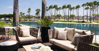 Hyatt Regency Long Beach - Long Beach - Uteplats