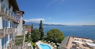 Hotel Savoy Palace - Gardone Riviera - Spiaggia