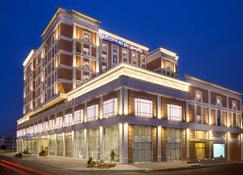 Radisson Blu Hotel Jeddah Al Salam - Jedda - Edificio