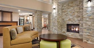 Homewood Suites by Hilton Dallas-Park Central Area - Dallas - Living room