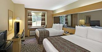 Microtel Inn by Wyndham Charlotte/University Place - שרלוט - חדר שינה