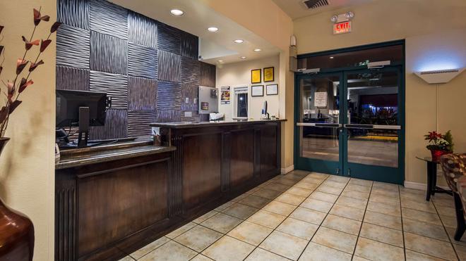 Best Western Heritage Inn - Concord - Ingresso