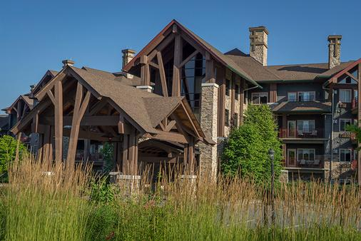 Grand Cascades Lodge - Hamburg - Building