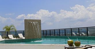Hotel Intercity Manaus - מאנואס - בריכה
