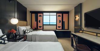 Hotel Renew - Honolulu - Bedroom