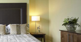 بورنيماوث ويست كليف هوتل - بورنماوث - غرفة نوم