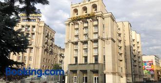 Отель Козацкий - Киев - Здание