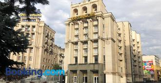 Kozatskiy Hotel - Kyiv - Building