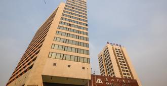 Beijing Yanshan Hotel - Beijing - Building