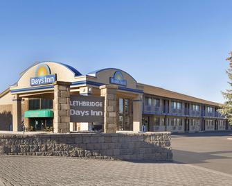 Days Inn by Wyndham Lethbridge - Lethbridge - Gebäude