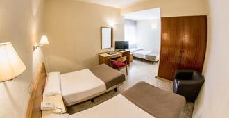 Hotel Leuka - אליקנטה - חדר שינה
