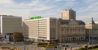 Metropol Hotel - Varsovie - Bâtiment