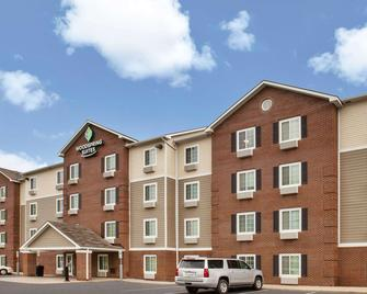 Woodspring Suites Holland - Grand Rapids - Голландия - Здание