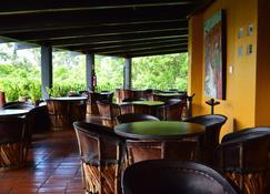 Hotel Victoria Oaxaca - Оахака - Ресторан