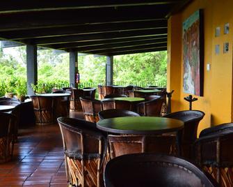 Hotel Victoria Oaxaca - Оаксака - Ресторан