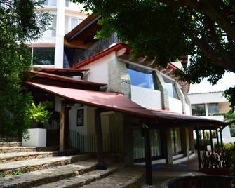 Hotel Victoria Oaxaca - Oaxaca de Juárez - Gebouw