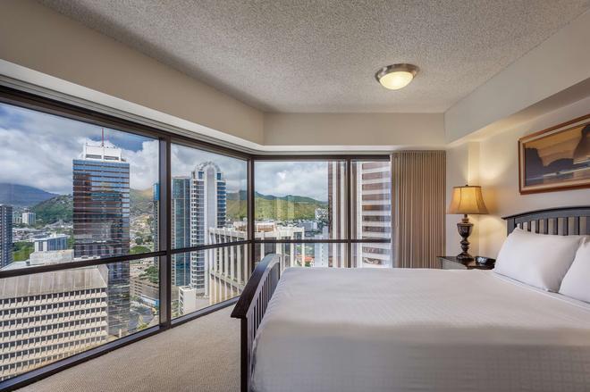 Aston at the Executive Centre Hotel - Honolulu - Habitación