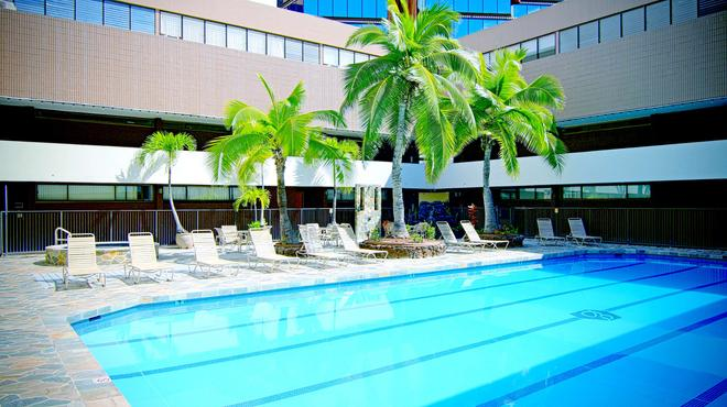 Aston at the Executive Centre Hotel - Honolulu - Piscina
