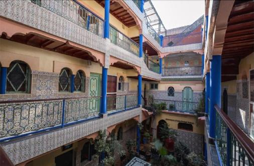 Hotel Central Palace - Μαρακές - Θέα στην ύπαιθρο