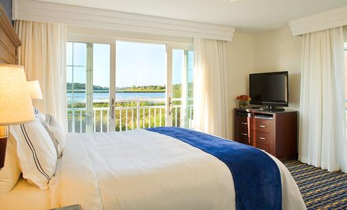 Newport Beach Hotel & Suites - Middletown - Κρεβατοκάμαρα