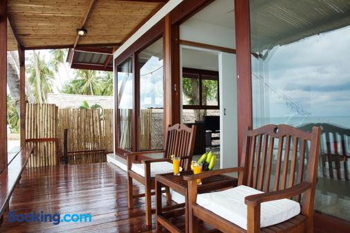 Lipa Lodge Beach Resort - Ko Samui - Balcony