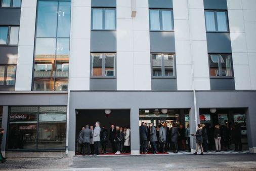 Best Western Plus Hus 57 - Ängelholm - Building