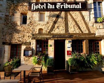 Hotel Du Tribunal - Mortagne-au-Perche - Building