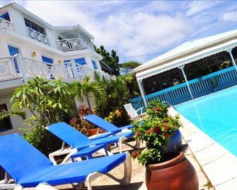 Cap Sud Caraïbes Hôtel - Le Gosier - Piscina