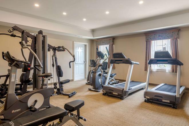 Quality Inn & Suites Amsterdam - Fredericton - Gym