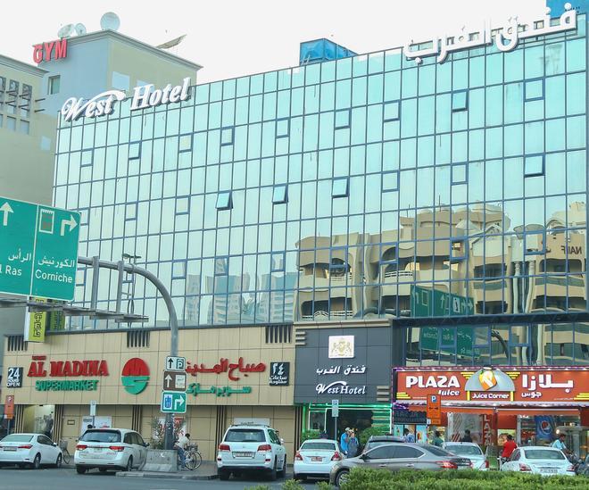 West Hotel - Dubai - Building