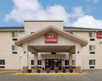 Econo Lodge - Yankton - Gebäude