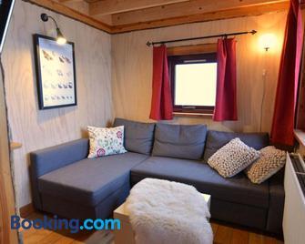 Camping de Koeksebelt - Ommen - Huiskamer