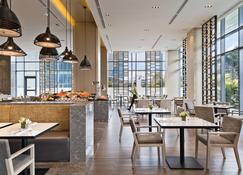 Courtyard by Marriott Iloilo - אילוילו סיטי - מסעדה