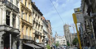 La Ducale 'B&B' - Gent - Näkymät ulkona