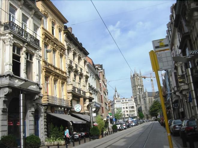 B&B La Ducale - Ghent - Outdoor view