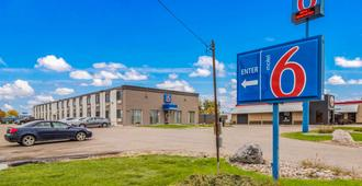 Motel 6 Fargo, Nd - West Acres - North Fargo - Fargo - Edificio