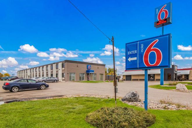 法戈 - 北部 6 號汽車旅館 - 法哥 - 法戈 - 建築